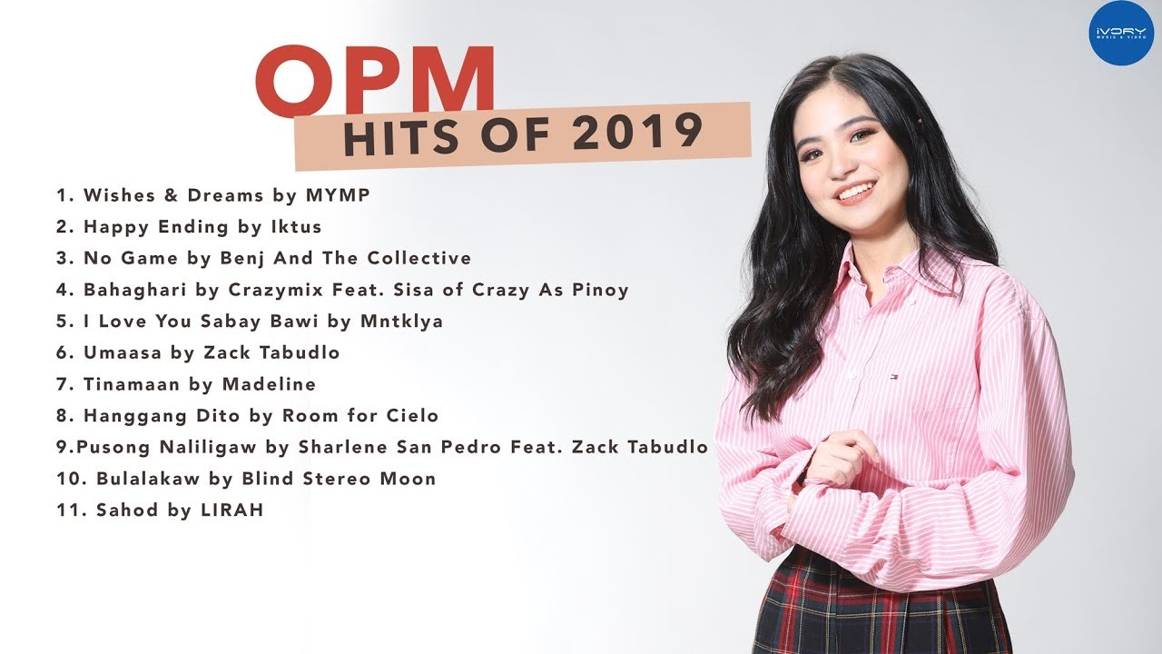 Official Non Stop Opm Hits Of 2019 Youtube