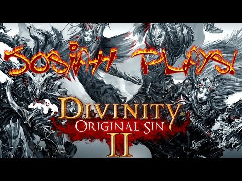 Divinity: Original Sin 2 - Josiah Plays! - Part 1 [Blind] [Twitch Stream]