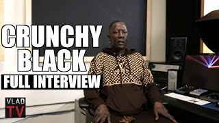 "Crunchy Black on Three 6 Mafia, Getting Shot, Leaving the Group, ""Glad"" (Full Interview)"