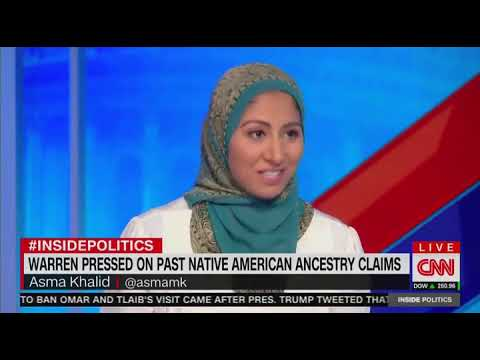'Why poke the bear?': CNN panel questions Warren releasing Native American policy