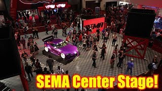 homepage tile video photo for Introducing the Million Supras of SEMA!