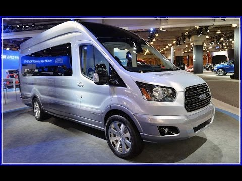 2017 ford transit van mini bus camper conversion youtube. Black Bedroom Furniture Sets. Home Design Ideas
