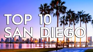 ✅ TOP 10: Things To Do In San Diego