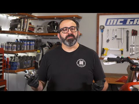 Inside A Motorcycle Carburetor - Idle Circuit | MC Garage