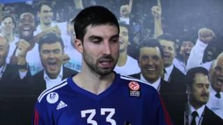 Anadolu Efes - EA7 Emporio Armani Maç Sonu Röportajları