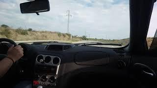 alfa romeo 156 1.6 twinspark sürüş.Şarköy dönüş