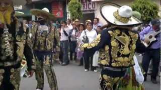 Carnaval Chimalhuacán Faisanes 2012-6 HD