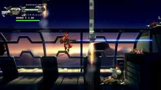 Hard Corps: Uprising - Bahamut - Arcade (One Life Clear)