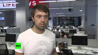 Главный редактор LifeNews: Пленные журналисты должны быть отпущены