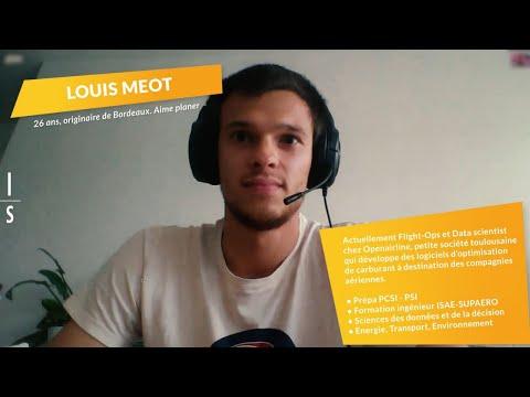 Paroles d'alumni #2 : Louis Meot, S2018 & Flight-Ops/Data scientist chez Openairline !