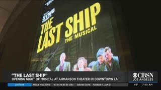 Sting's New Musical Opens at Ahmanson Theatre