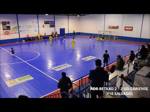 Golos | ADR Retaxo 3 - 4 UD Cariense (Época 2017/2018)