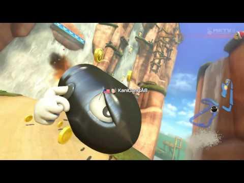 Wii U - Mario Kart 8 -  MKT Scene 165