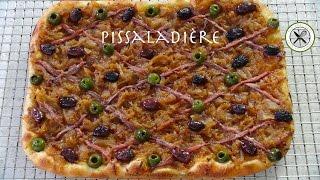 Pissaladière Pizza Recipe – Bruno Albouze – THE REAL DEAL