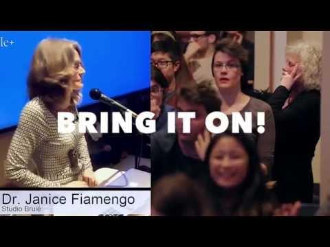 Janice Fiamengo Thug Life - Janice Fiamengo vs Adele Mercier