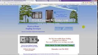 Make Money From Home Stuffing Envelopes Uk