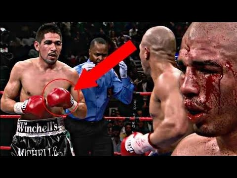 Biggest Cheater In Boxing!!!