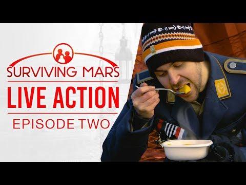 HELL'S KITCHEN   Surviving Mars Challenge   Episode 2