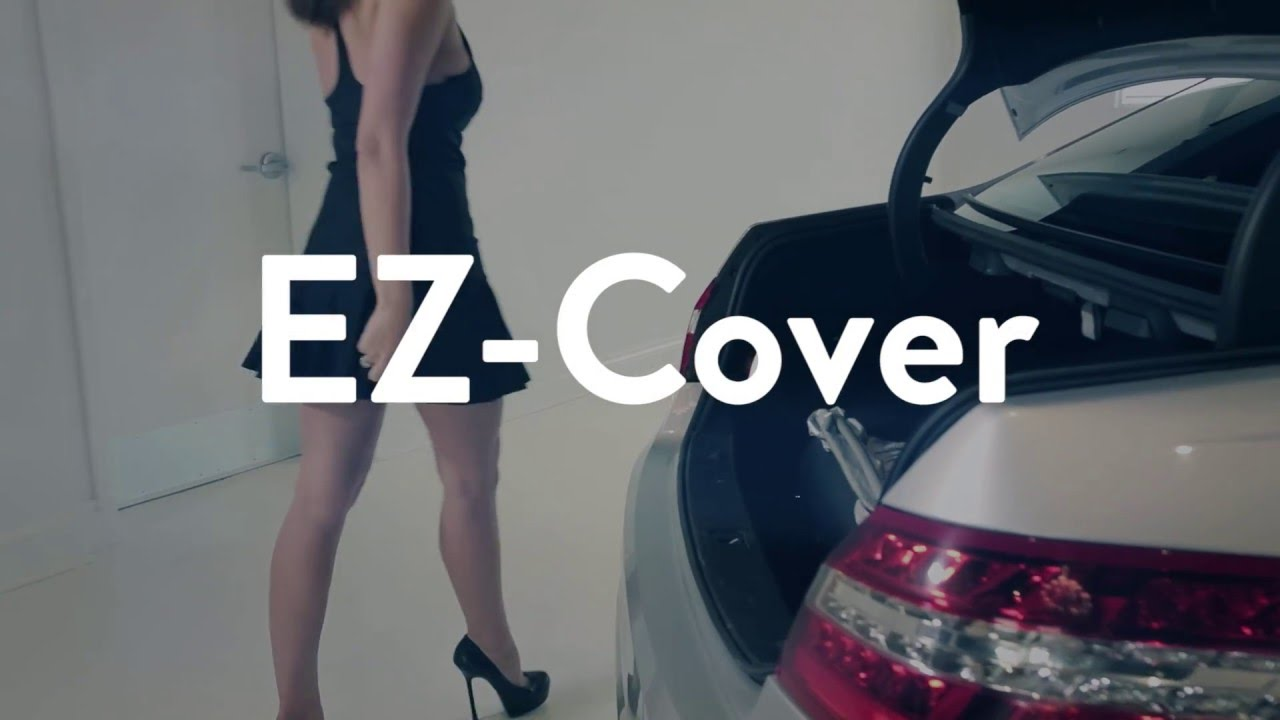 """EZ Cover """"The Quick And Easy Car Cover"""" Automatic Car"""