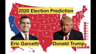 Eric Garcetti vs Donald Trump | 2020 Election