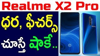 Realme X2 Pro Price, Features - Realme X2 Pro Specifications And Review - Latest Tech Updates 2019