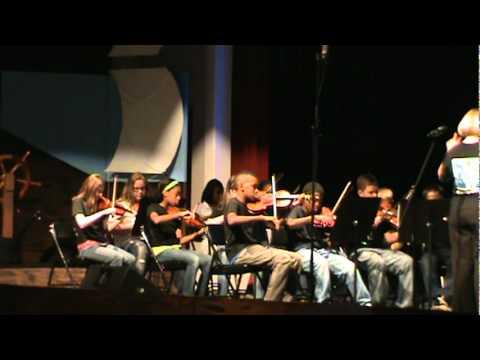 2012 Calhoun Academy of the Arts Spring Performance