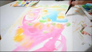 Painting Fullness - Proceso de Creación Mood Board Artístico - Paso4