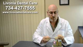 Livonia Dentist, Jay Nitzkin - Root Canal Dental Procedure in Livonia, Michigan