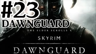 The Elder Scrolls V: Skyrim Dawnguard DLC Walkthrough - Part 23 Becoming a Werewolf