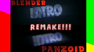 Video Insane Blender Intro Remade in Panzoid by me!!![good remake?] download MP3, 3GP, MP4, WEBM, AVI, FLV Desember 2017