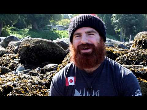 2012 CrossFit Games - The Man Behind the Beard: Lucas Parker