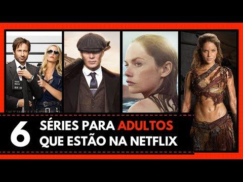 6 SÉRIES PARA ADULTOS QUE ESTÃO NA NETFLIX