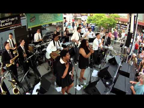 The Prime Time Band - 2014 Downtown Sounds