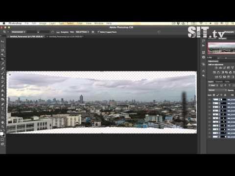 The Shutter ตอน วิธีทำภาพ Panorama 2