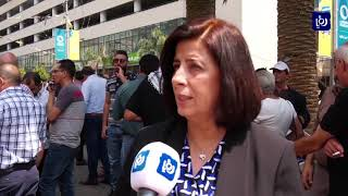 وقفات غضب بعد استشهاد الأسير في سجون الاحتلال بسام السايح - (9-9-2019)