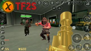 Team Fortress 2 Strategy Xash3D Android