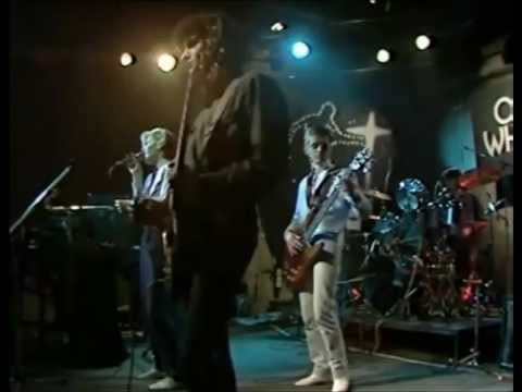 Swing & My New Career performed live by Japan on Old Grey whistle Test