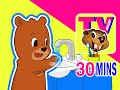 BBTV S1 E3 Quot Wash My Hands Quot Busy Beavers TV Show Baby Learning Teach Toddlers Kids Songs mp3