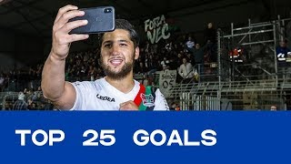 TOP 25 GOALS | Week 38