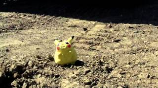 Pikachu really is indestructable