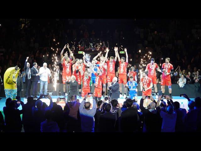 Le emozioni della Del Monte Coppa Italia 2020