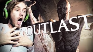 SO SCARY YOU WILL POOP! - Outlast Gameplay #2