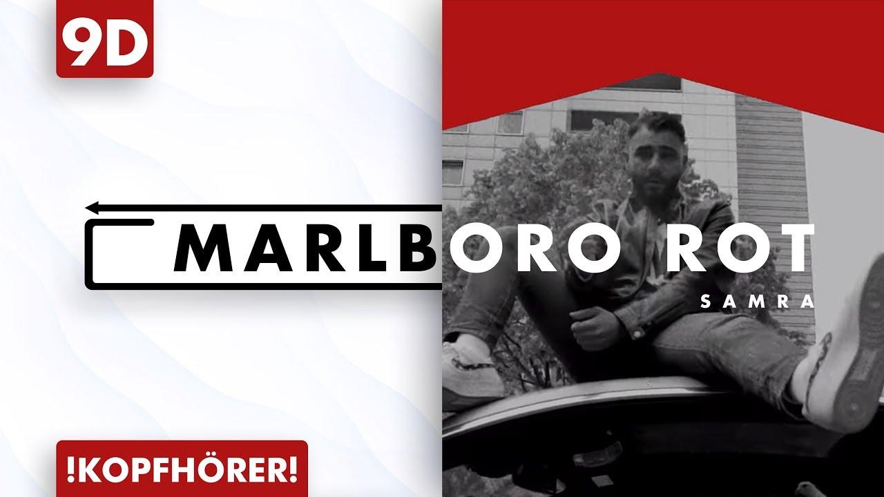 8D AUDIO | Samra Marlboro Rot by 8D Deutschland