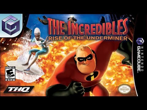 Longplay of The Incredibles: Rise of the Underminer