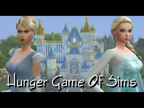 Hunger Game of Sims DISNEY Edition - #7 LA FINALE - Les sims 4 fr