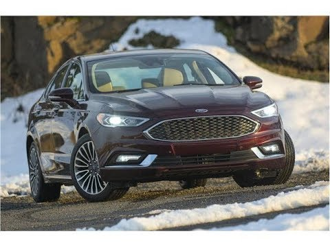 Ford Fusion Hybrid 2018 Car Review