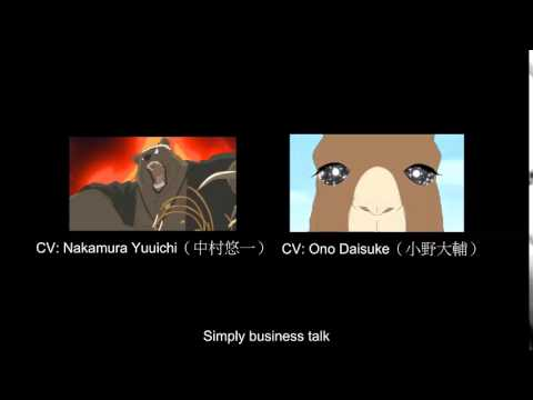 [Subs] When Seiyuus go shopping feat. Nakamura Yuuichi & Ono Daisuke