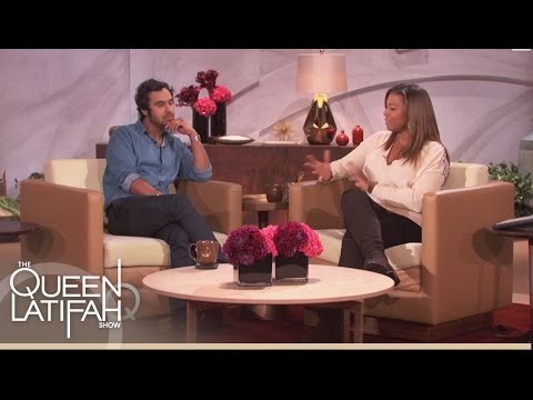 Kunal Nayyar On Dating in America | The Queen Latifah Show