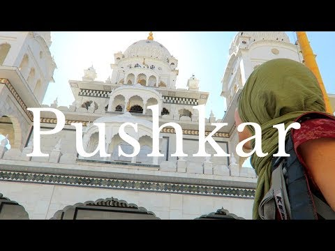 14 THINGS TO DO IN PUSHKAR | PUSHKAR TRAVEL GUIDE | INDIA VLOG