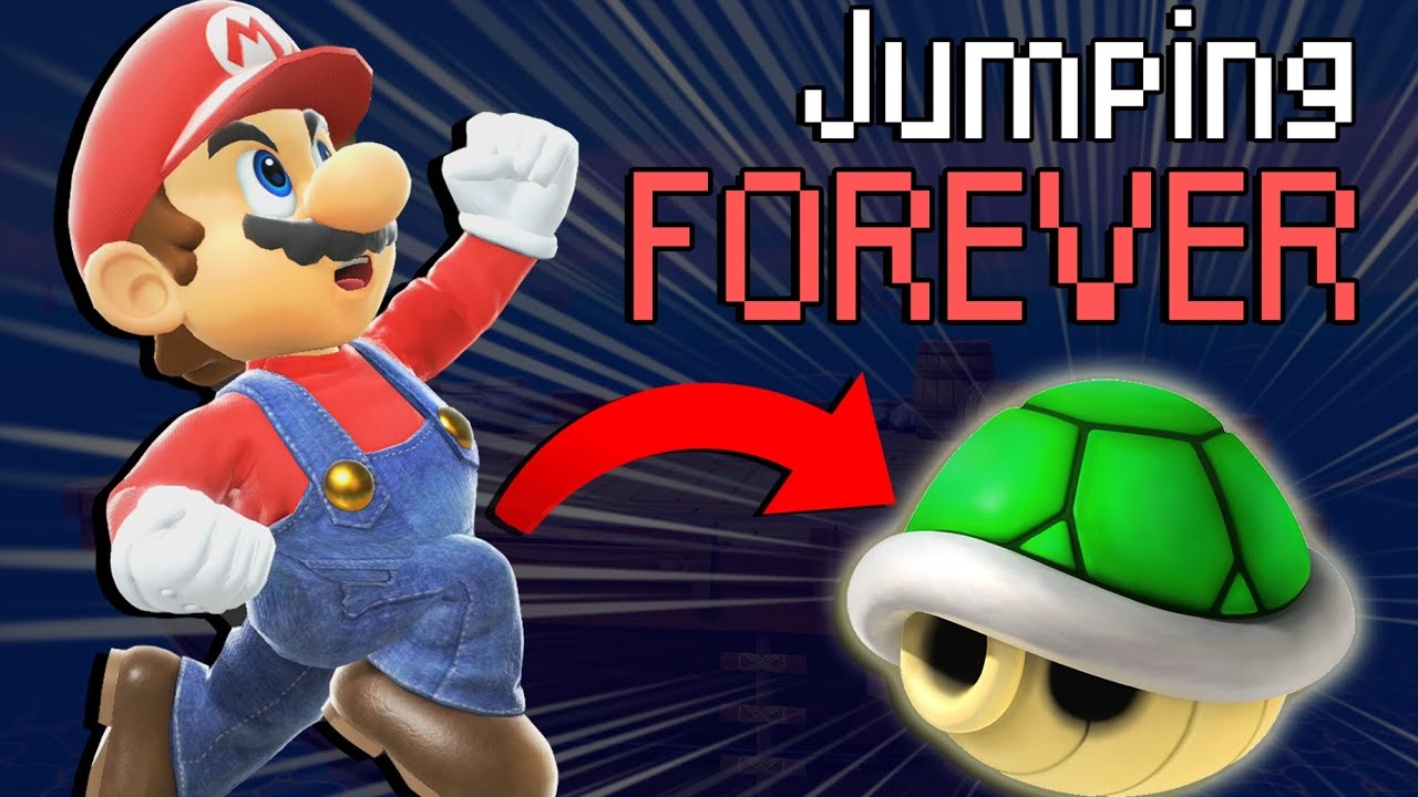 How to JUMP FOREVER -- Random Smash Ultimate Facts